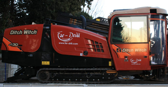 Foreuse horizontale Ditchwitch JT-30