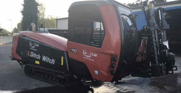 Foreuse Ditchwitch JT 40
