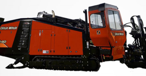 Foreuse horizontale Ditchwitch JT-60