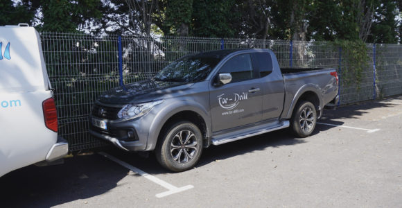 Pick-up Fiat Fullback