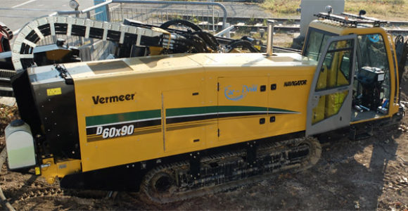 Foreuse horizontale Veermer D60x90 Navigator